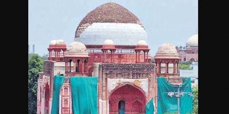 Rahim Khan I Khana Tomb
