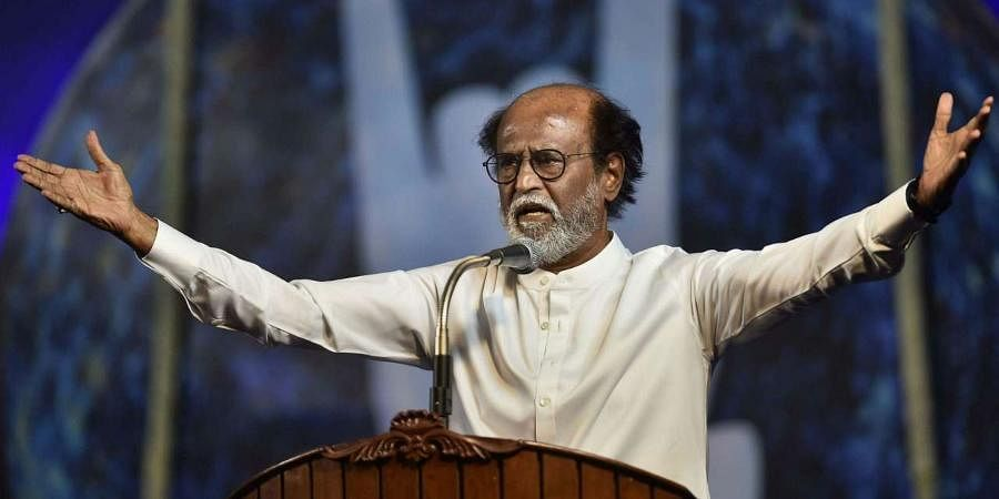 Kollywood actor Rajinikanth