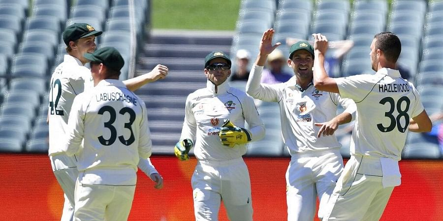 India Records Lowest Score In Test Cricket With 36 9 Australia Needs 90 Runs To Win The New Indian Express
