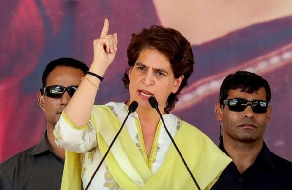 Uttar Pradesh govt's Mission Shakti has failed, crimes against women rising: Priyanka Gandhi