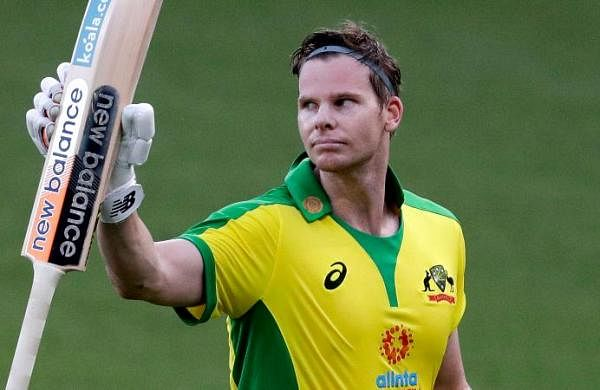 It was change in grip that let Australia batsman Steve Smith bat with authority against India