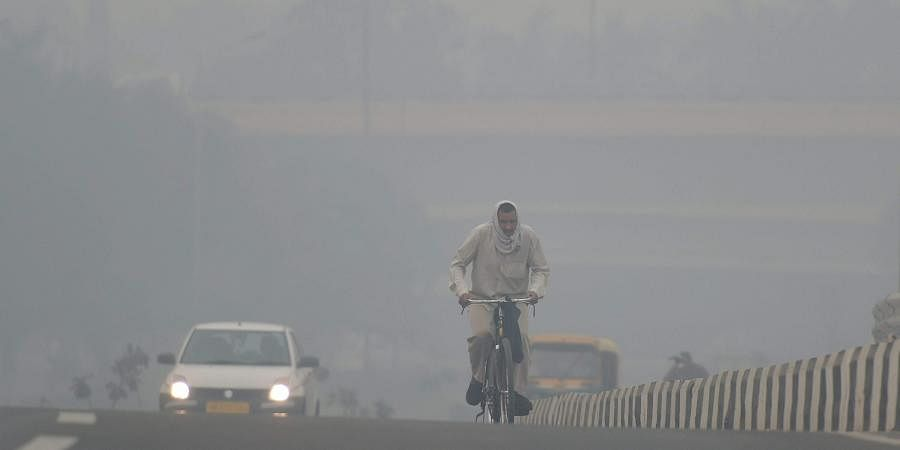 Delhi is facing its highest pollution levels since Diwali, with the city's air quality remaining in the 'severe' category for the third consecutive day on Monday.