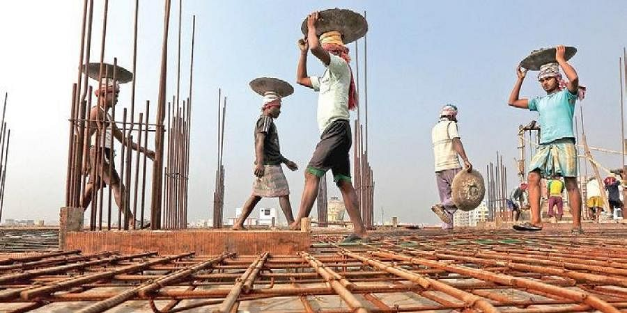 Workers, Labour, construction, GDP