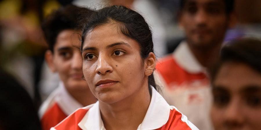 Indian boxer Simranjeet Kaur