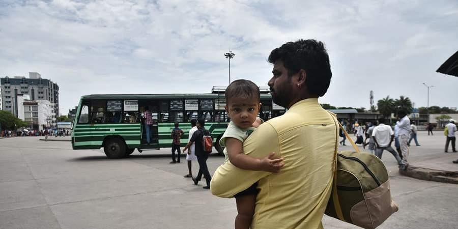 Chennai bus MTC strike