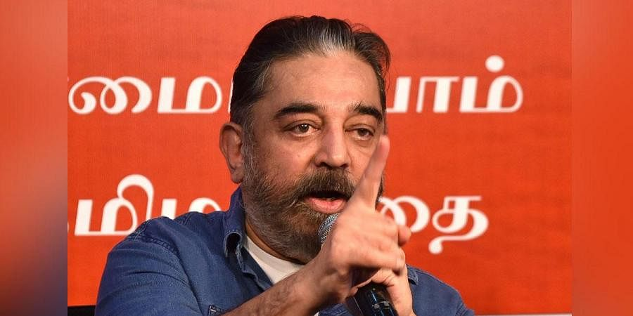 Kamal Haasan rules out alliance with Dravidian parties for Tamil Nadu  polls- The New Indian Express