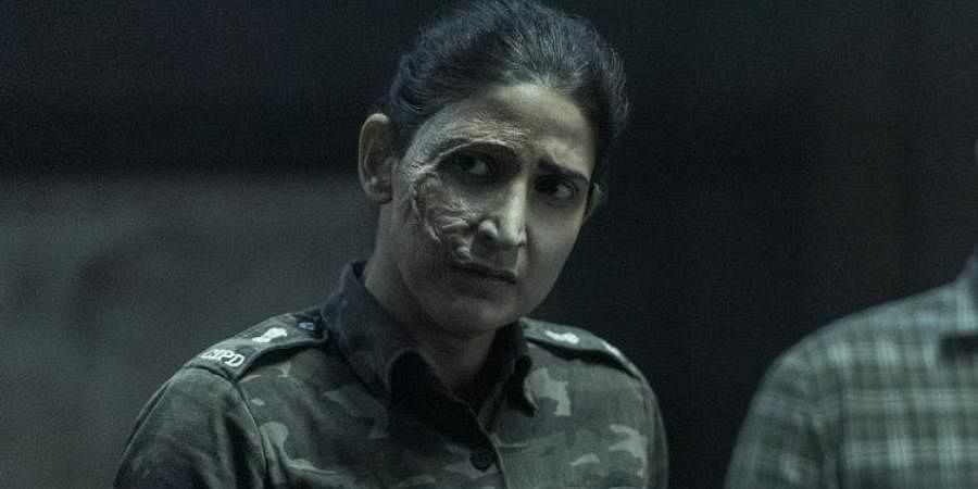 Bollywood actress Aahana Kumra