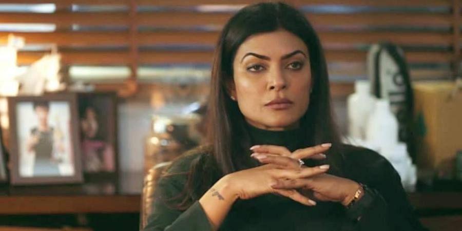 Bollywood actress Sushmita Sen