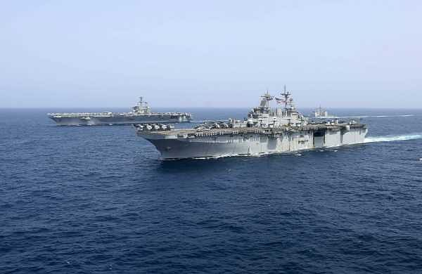 US Navy conducts 'Operation' in Indian EEZ without permission