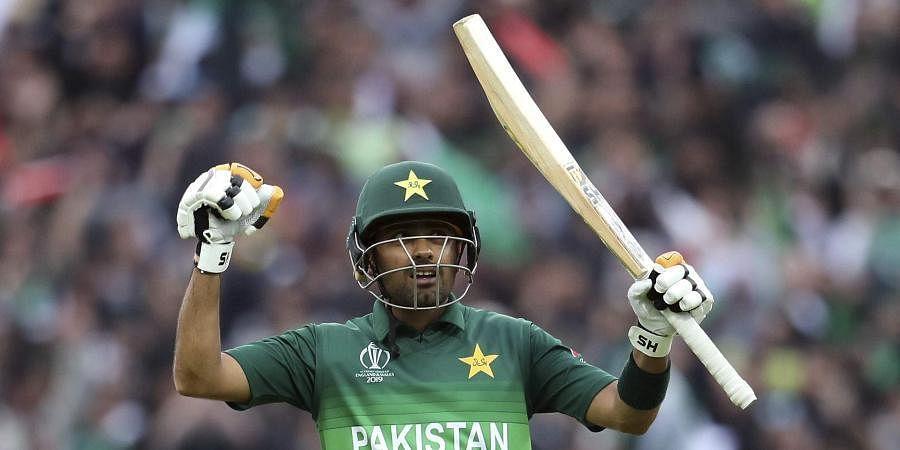Pakistan captain Babar Azam