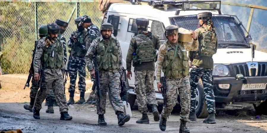 Srinagar encounter