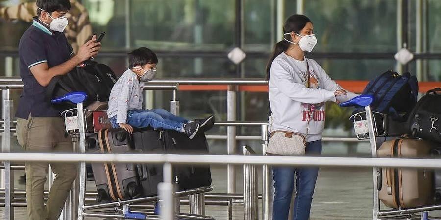 Mumbai airport, coronavirus lockdown