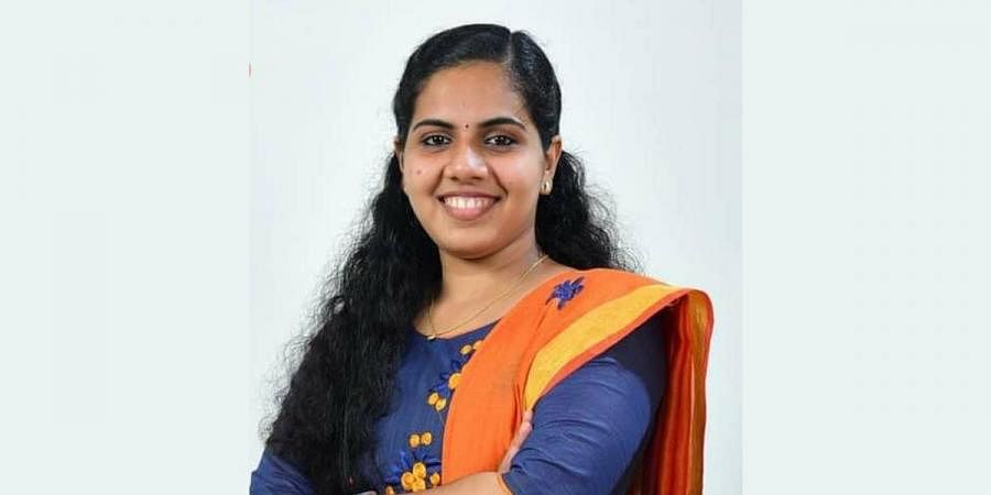 21-year-old BSc student Arya Rajendran to become youngest Mayor in Kerala- The New Indian Express