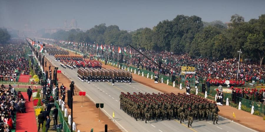 Govt to scale down Republic Day celebrations amid COVID-19 crisis- The New  Indian Express