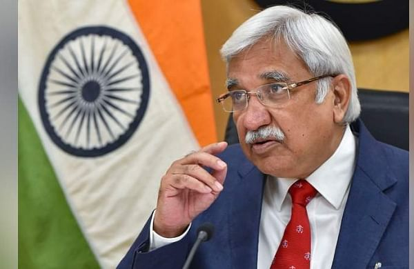 Election Commission to soon begin mock trials for remote voting: Sunil Arora