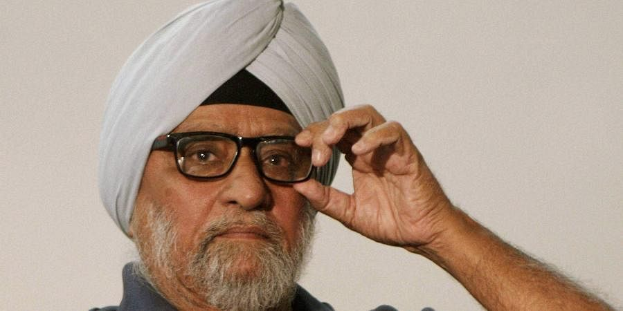 Former Indian cricketer Bishan Singh Bedi