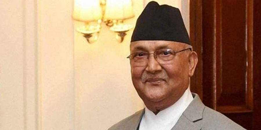 Nepal PM K P Sharma