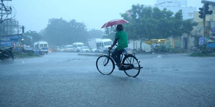 Chennai rain, Cyclone Nivar