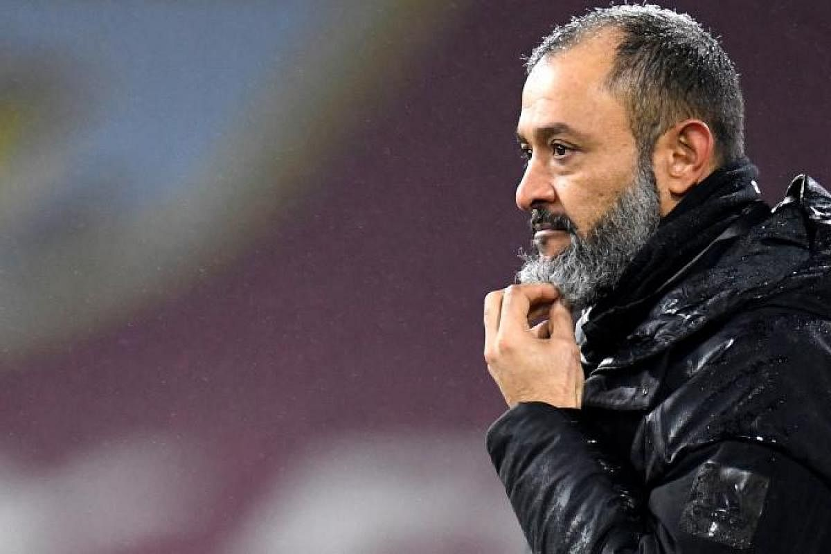 Tough one to take: Wolves gaffer Nuno Espirito Santo on defeat against  Manchester United- The New Indian Express