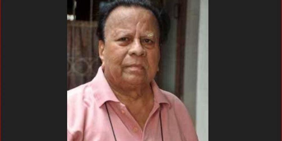 Legendary Odia musician Shantanu Mohapatra