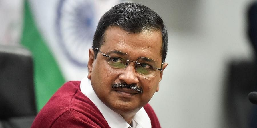 5. Delhi CM Arvind Kejriwal