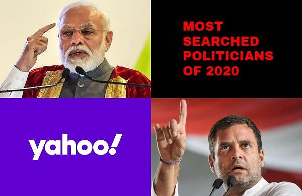 Yahoo's 2020 Year in Reviewfor India gives an idea of the year's top newsmakers and events, based on anonymised daily search habits of users. Check out Yahoo's list of 10 Most Searched Politicians in India in 2020.