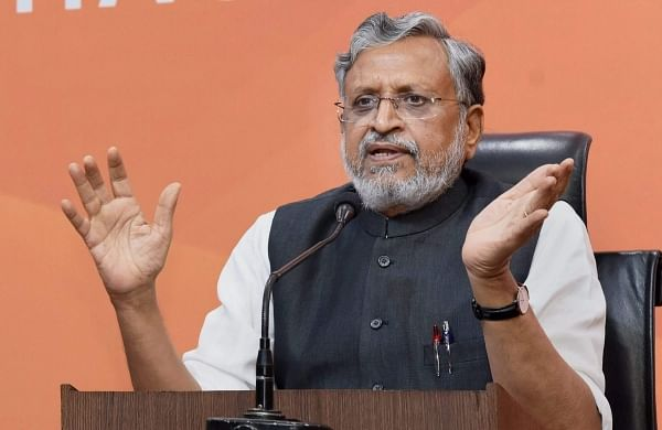 Almost a walkover for Sushil Modi as Opposition backs out from Rajya Sabha race
