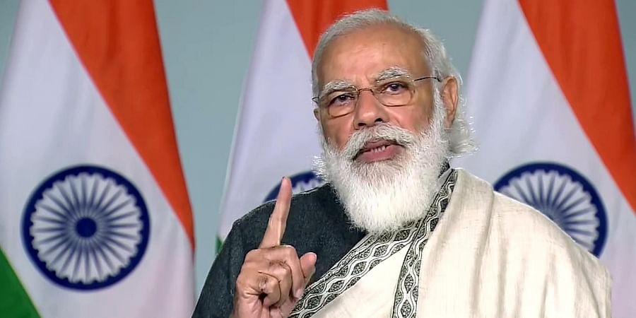 Prime Minister Narendra Modi (Photo| ANI)