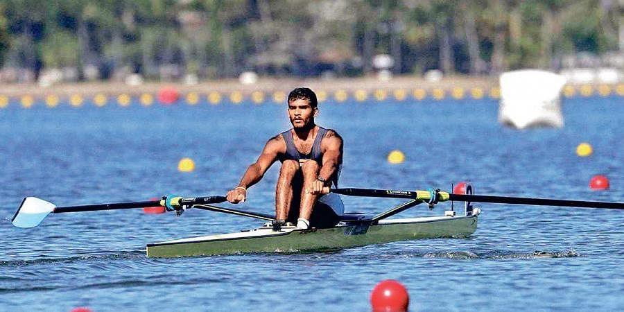 The national camp for Olympic hopefuls among rowers is underway in Pune.
