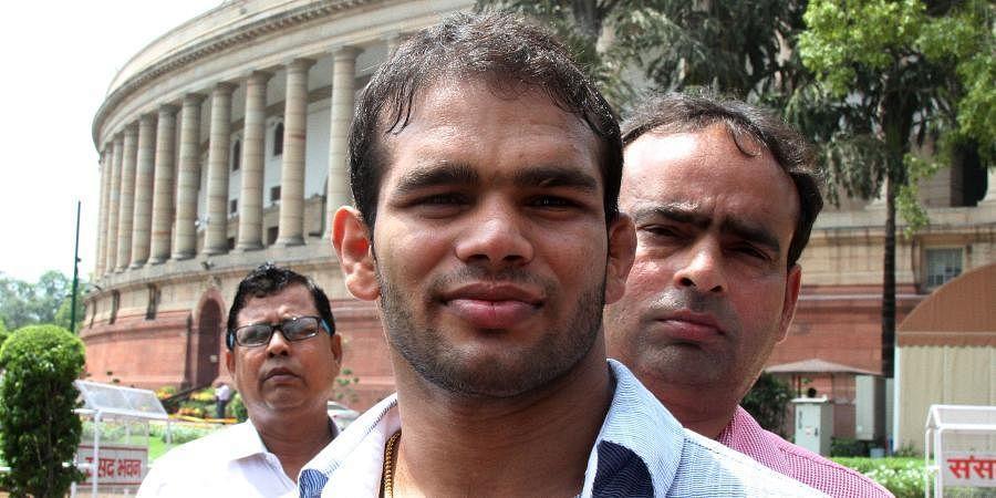 Wrestler Narsingh Yadav