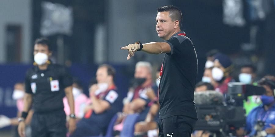 Sergio Lobera. (Photo| ISL Media)