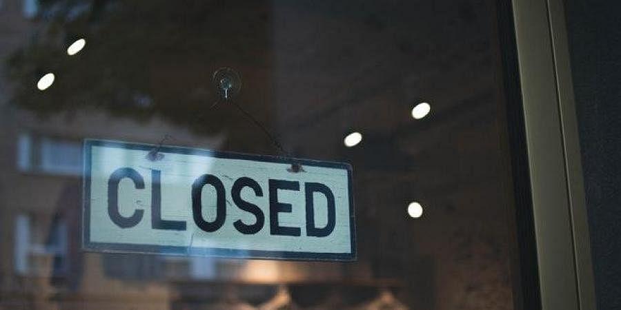 closed, shut, work
