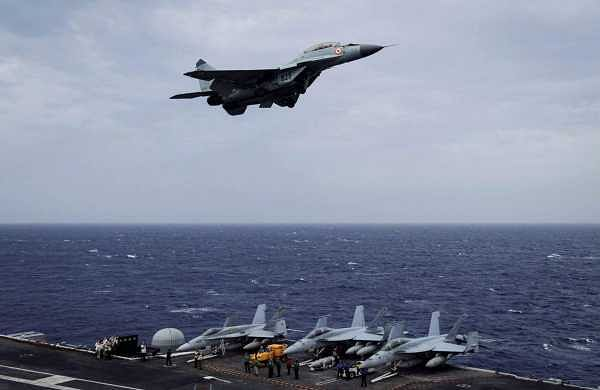 India should use its island territories as aircraft carrier