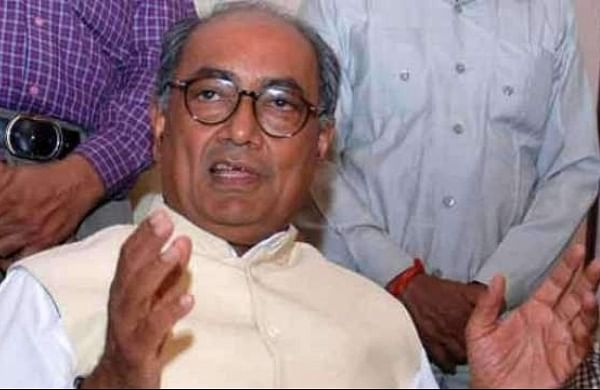 Bharat bandh: Centre's farm laws take away right to approach court, says Digvijaya