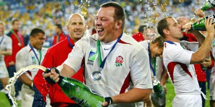 World Cup-winning England hooker Steve Thompson