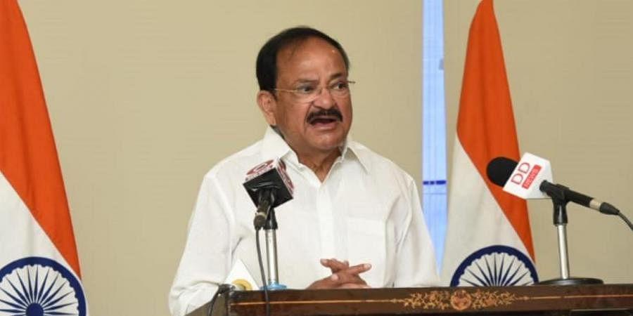 Vice-Presidentof India M Venkaiah Naidu