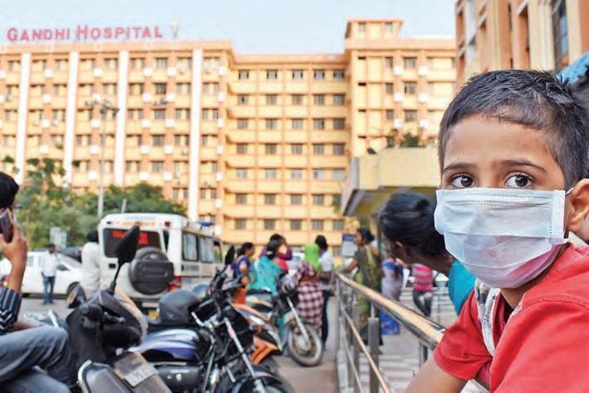 TG High Court Questions Govt On COVID19 Tests In Gandhi Hospital