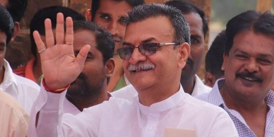 BJP MLA Mahesh Kumathalli