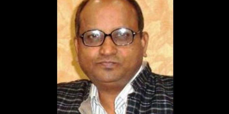 Shiv Sena leader Kishore Tiwari