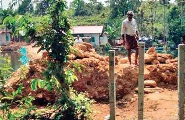 Probe ordered into construction of bund across Periyar valley canal
