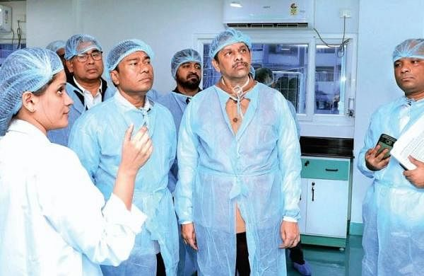 New microbiology lab in Kochi to boost quality of seafood exports