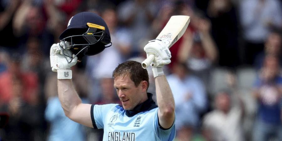 England skipper Eoin Morgan | AP