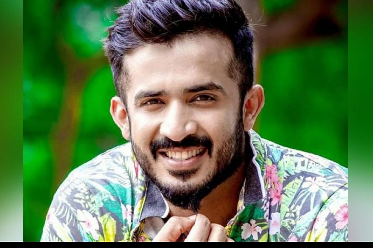 TV anchor Ravi files case against distributor- The New Indian Express
