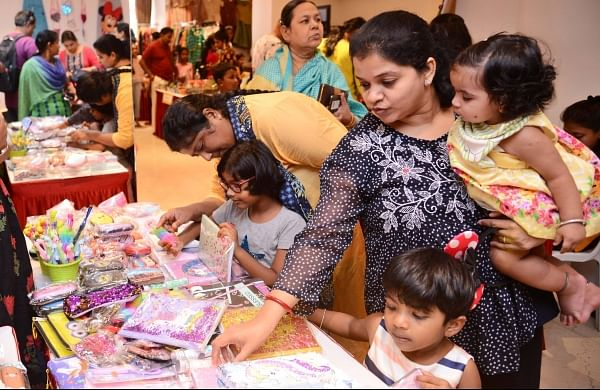 Kids' day out at Fun Factory