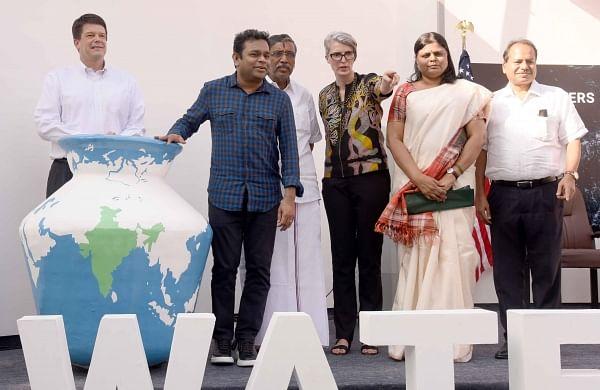 EXPO explains Chennai's water history