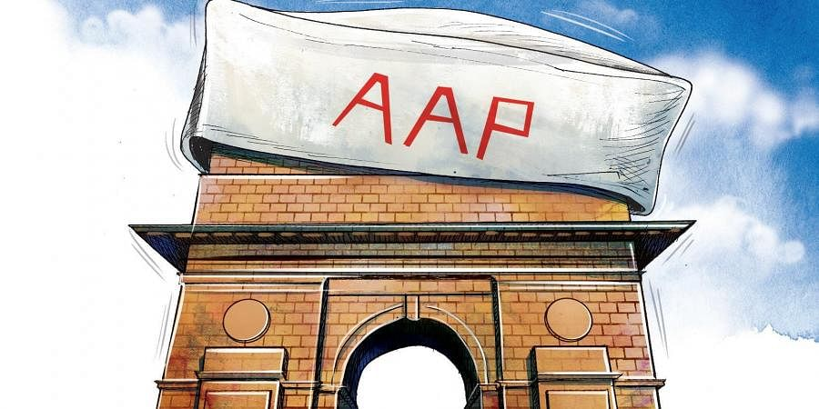 Delhi witnessed an all-time low in political decency and civic propriety.