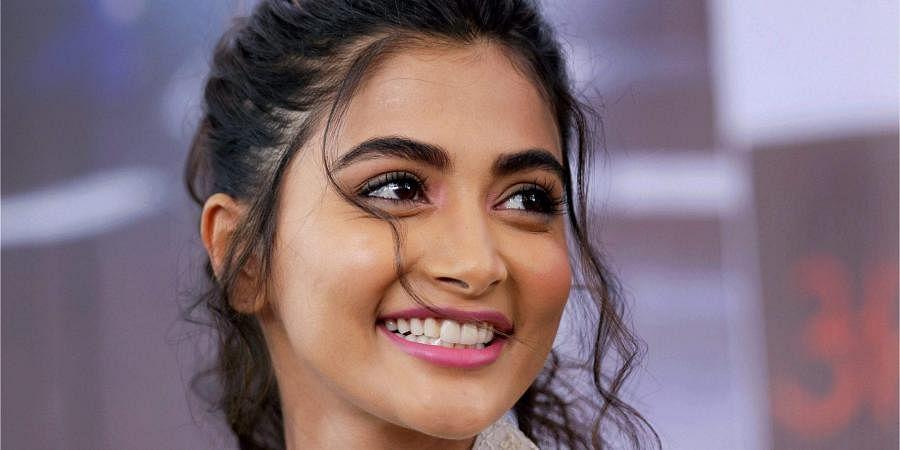 Telugu actress Pooja Hegde