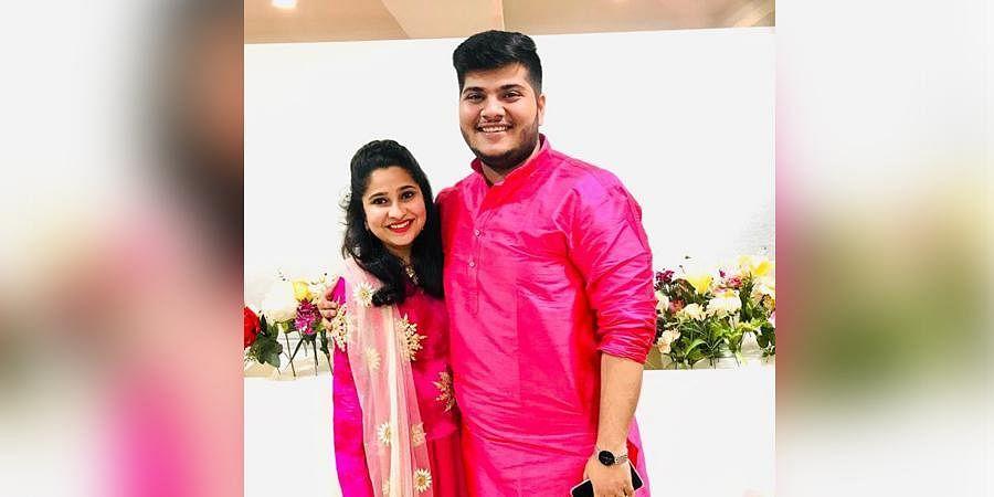 Hemal Kanani and Priyanka Rathi, whose honeymoon plans were dashed