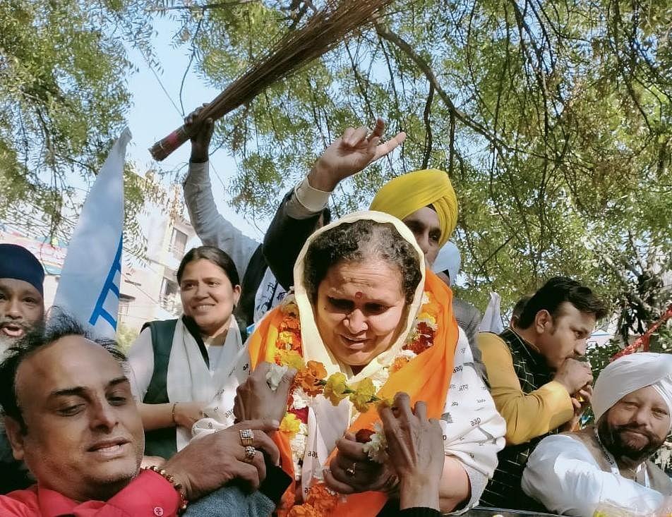 Dhanwati Chandela