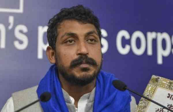 Bhim Army chief Chandrashekhar Azad moves SC, seeks review of promotion quota verdict